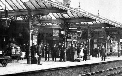 Skipton Railway Station
