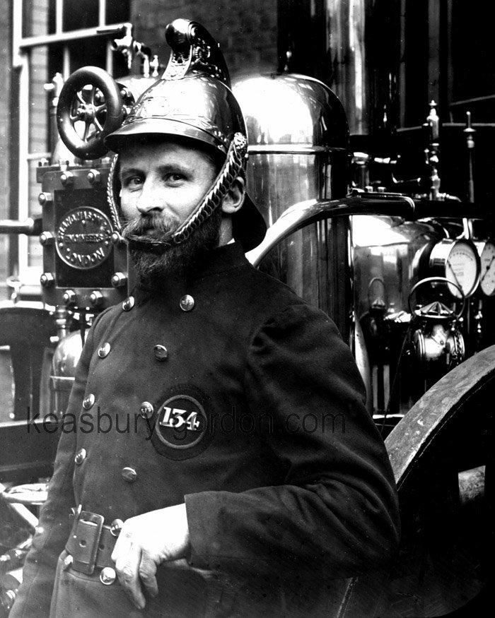 A London Fireman