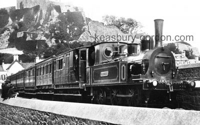 The Jersey Railway