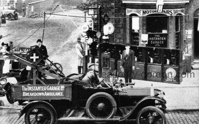 The Car Ambulance