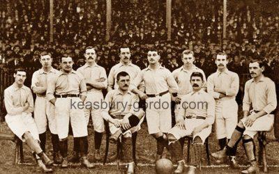 Blackburn Rovers in 1895