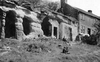 Nottinghamshire Cave Dwellers