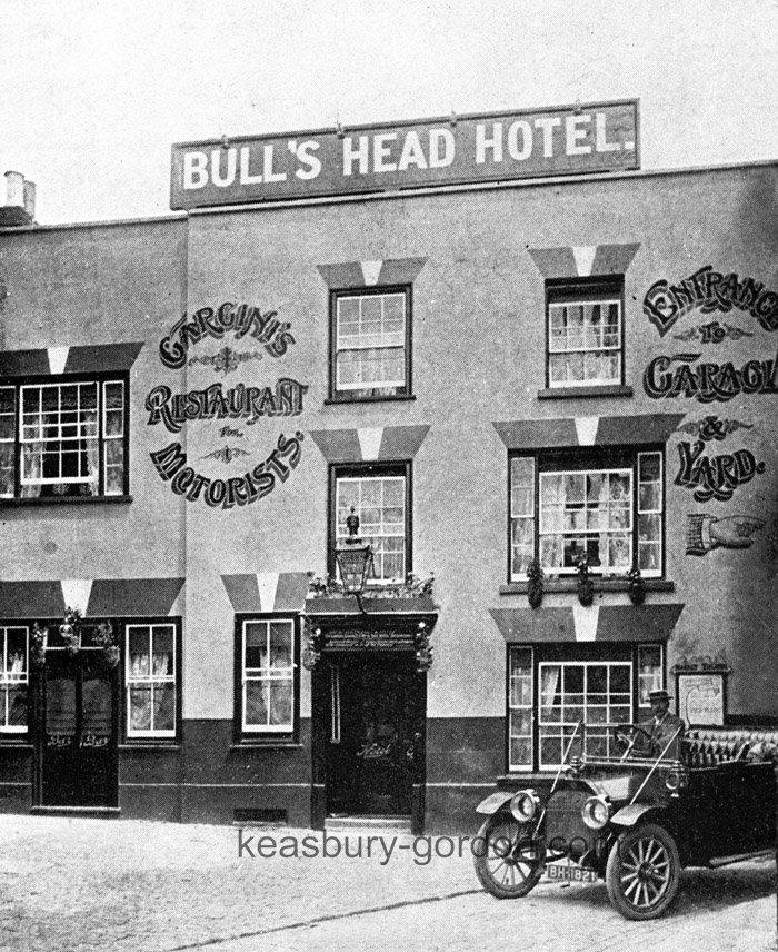 An Edwardian Motel