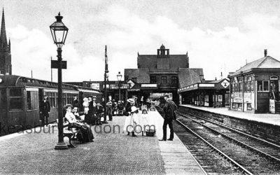 An American Railroad in Birkenhead