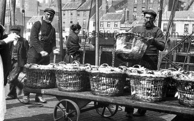 North Shields Fishermen