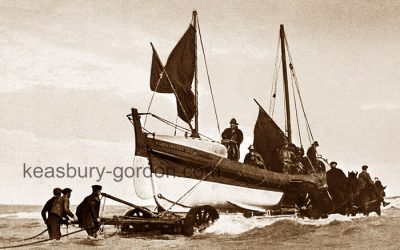 The Bridlington Lifeboat