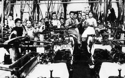 Mill Girls, Burnley