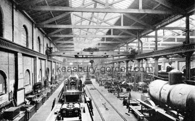 LNWR Railway Works, Crewe