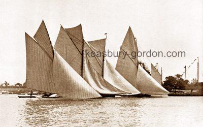 Yacht Racing on the Norfolk Broads