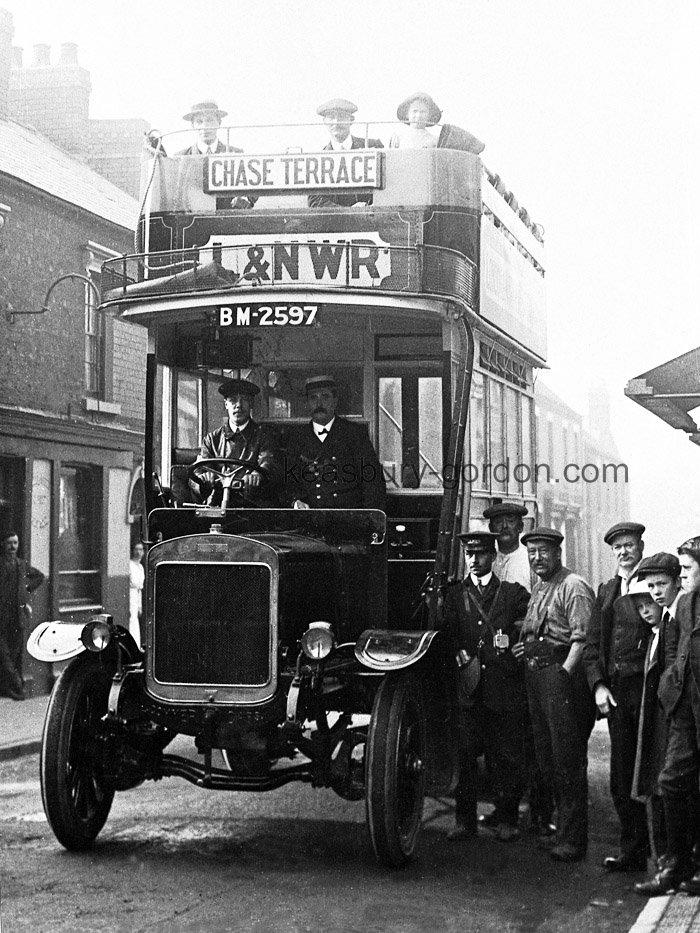 The Railway Bus, Chasetown