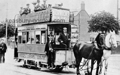 A Northampton Horse Tram