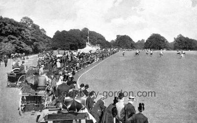 A Polo Match, Pheonix Park, Dublin, Ireland