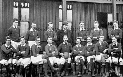 The Irish Rugby Team